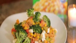 Quinoa Succotash - Under 200 Calories