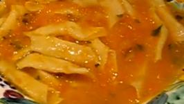 Italian Halloween Pumpkin Pasta