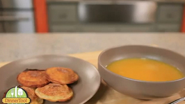 Butternut Squash Ravioli and Soup
