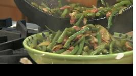 Ultimate Spare Ribs and Country Style Green Beans