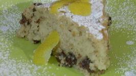 Vegan Chocolate Chip And Banana Cake
