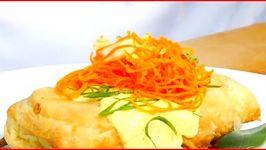 Haleiwa Joe's - Island Wellington with Curry Cauliflower Sauce and Sauteed Mushrooms Part 2