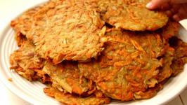 Healthy Potato Pancakes