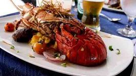 French Cuistot: Grilled Lobster