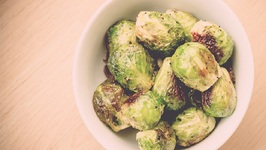 Marinated Brussels Sprouts