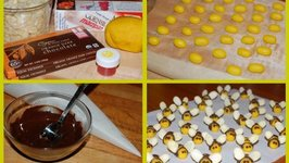 How To Color Marzipan?