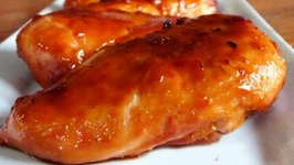 Teriyaki Breasts Of Chicken