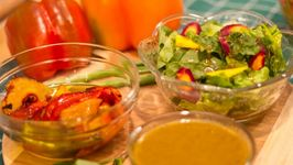 Roasted Bell Pepper Salad Dressing