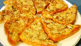 Crispy Potato Sandwich