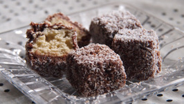 Lamington Bars