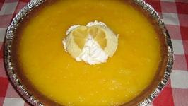 Lemon Ginger Pie