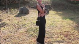 Summer Fashion Lookbook : Cut Out Maxi Dress- Day and Night