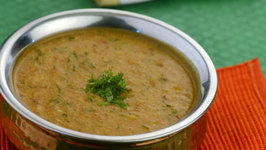 Spicy Mixed Dal by Tarla Dalal