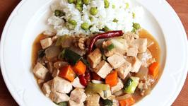 Spicy Mapo Tofu
