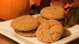 Chewy Ginger Cookies: Cookie Jar