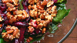 Mom's Roasted Beet Salad