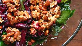 Mom's Roasted Beet Salad