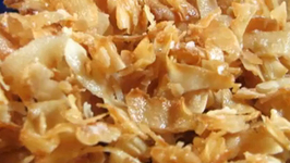 Atkins Diet Low-Carb Sweet Toasted Coconut