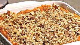 Sweet Potato Casserole Recipe - Healthy and Easy!