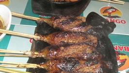 Turkey Sheesh Kebabs