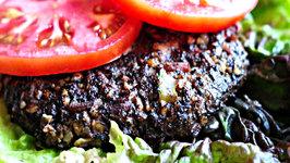 Raw Garden Sunburgers