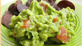 Chunky Guacamole on SimplyDeliciousLiving.tv