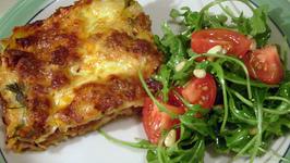 Freezer Cooking: Lasagna
