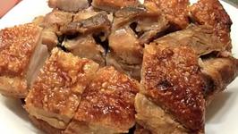 Asian Crisp Pork Belly