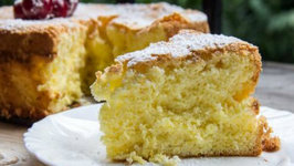 How to Make Gluten Free Lemon Cake