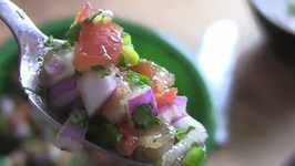 Pico de Gallo and Salsa