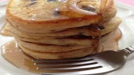 TBT Buttermilk Pancakes