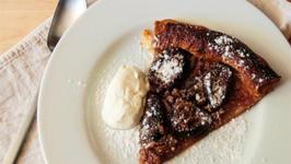 Honey, Fig and Walnut Tart