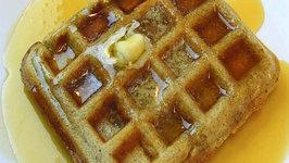 Betty's Healthy Whole Grain Belgian Waffles