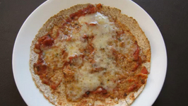 Thin Crust Cheese Pizza