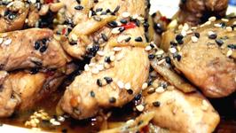 Sesame Seeds Spicy Chicken
