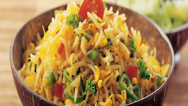Matki Pulao (Protein Rich Recipe) by Tarla Dalal