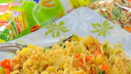 Masala Maggi for Bachelors or Busy People - Quick Cooking Spicy Noodles