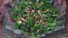 Low-Calorie Vegetable Rainbow Salad