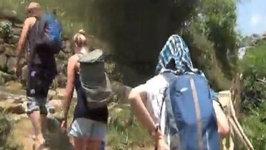 Hike to Explore Giang Ta Chai Village (Dzao Tribe)  Trekking in Sapa, Vietnam Travel Video (Part 3)