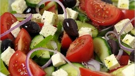 Horiatiki Salata - The Greek Village Salad