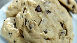 Cream Cheese Chocolate Chip Cookie