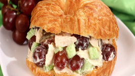 Sweet and Crunchy Chicken Salad