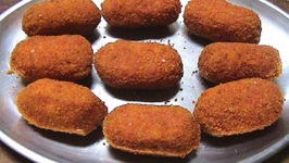 Spinach And Nutmeg Croquettes