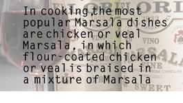 Uses for Marsala Wine