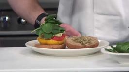 No-cook Veggie Burger