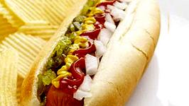 Home-Run Hot Dog