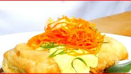 Haleiwa Joe's - Island Wellington with Curry Cauliflower Sauce and Sauteed Mushrooms Part 1