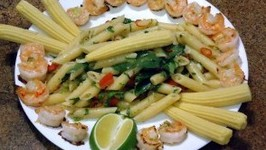 Thai Inspired Pasta Salad Southeast Asian Flavors For You!