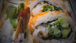 How to make Fancy and Delicious Sushi Rolls (Philly/Dynamite)  Very Easy!