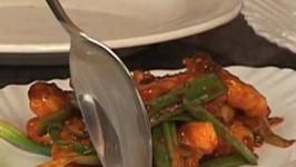 Spicy Schezwan Fish Fingers